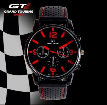 Hodinky GT Grand Touring červené