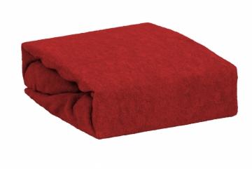 Froté dvoulůžko - Červené