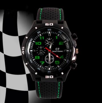 GT Grand Touring Sport zelené