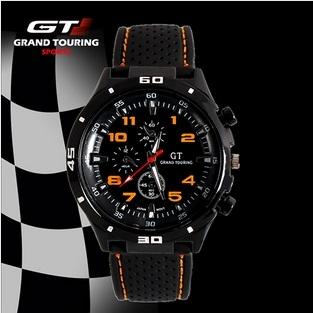 GT Grand Touring Sport oranžové