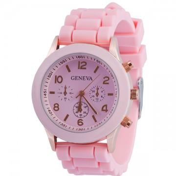 Dámské hodinky. Nejprodávanější Nejnovější Nejlevnější · Geneva růžové 459fda0daf5
