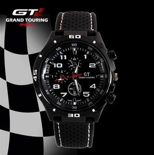GT Grand Touring Sport bílé