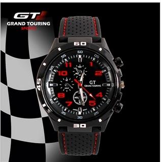 GT Grand Touring Sport červené