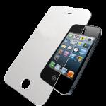 Ochranná tvrzená skla a fólie na Apple iPhone 4s a 4