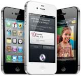 Apple iPhone 4s a 4