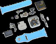 Náhradní díly pro Apple Watch Series 3/2/1 (38mm)