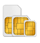 SIM karty a příslušenství