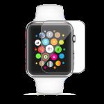Ochranná tvrzená skla a fólie na Apple Watch Series 3/2/1 (42mm)