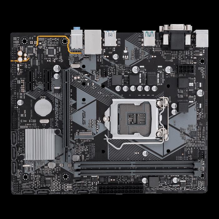 Jedná se o základní desku s čipovou sadou Intel B360. Nabízí patici Socket 1151 s podporou procesorů Intel 8. Generace Core i7/Core i5/Core i3/Pentium/Celeron. Deska nabízí 2 DIMM sloty pro paměti typu DDR4 (dual-channel) s kapacitou až 32 GB a podporou frekvencí až 2666 MHz. Z rozhraní deska nabízí až 6x USB 2.0 (2x na zadním panelu, 4x na desce), 4x USB 3.1 Gen 1 (2x na desce, 2x na desce), 2x USB 3.1 Gen2 (2x na zadním panelu), 1x VGA, 1x DVI-D, 2x PS/2, 1x GLAN, 3x audio jack a rozšiřující sloty 1x PCI-E 3.0 x16 a 2x PCI-E 3.0 x1. Pro pevné disky se na desce nachází 6x SATA 6Gb/s a 1x M.2 konektory. Deska je formátu mATX.