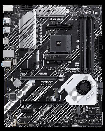 Jedná se o základní desku s čipovou sadou AMD X570. Nabízí patici AMD AM4 s podporou procesorů AMD Ryzen 3./2. generace a 2./1. generace s grafikou Vega. Deska nabízí 4 DIMM sloty pro paměti typu DDR4 (dual-channel) s kapacitou až 128 GB a podporou frekvencí až 3200 MHz a až 4400 MHz OC. Z rozhraní deska nabízí až 5x USB 2.0 (2x na zadním panelu, 3x na desce), 6x USB 3.2 Gen 1 (2x na zadním panelu, 4x na desce), 4x USB 3.2 Gen 2 (2x na zadním panelu, 2x na desce), 1x HDMI, 1x PS/2, 1x GLAN, 3x audio jack a rozšiřující sloty 2x PCI-E 4.0 x16 (Ryzen 3. gen x16/x4, Ryzen 2. gen PCI-E 3.0 x16/x4, Ryzen Vega 1./2. gen PCI-E 3.0 x8/x4), 3x PCI-E 4.0 x1. Pro pevné disky se na desce nachází 6x SATA 6Gb/s a 2x M.2 konektory. Podporuje AMD Crossfire. Deska je formátu ATX.