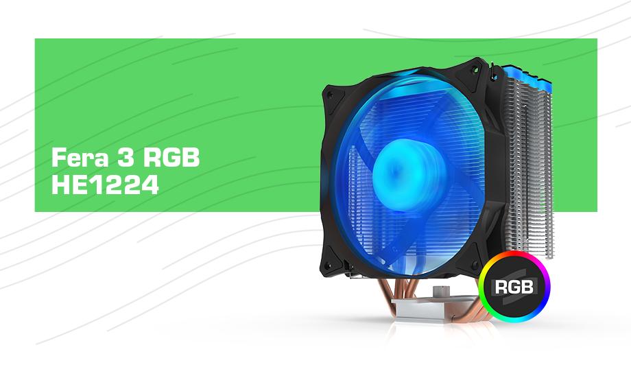 AMD Wreith Prism RGB