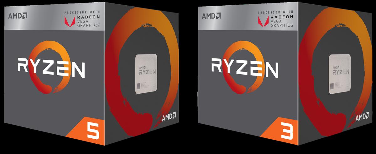 Procesor Ryzen 32200G