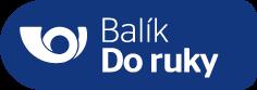 Česká pošta - Balík Do ruky, logo