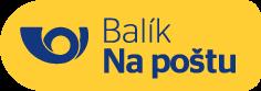 Česká pošta - Balík Na poštu, logo