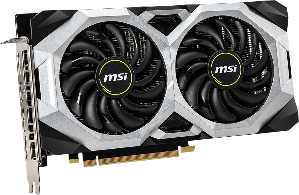 MSI GeForce RTX 2070 SUPER VENTUS OC 8GB