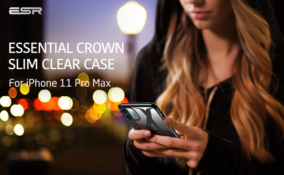 Obal  Pouzdro  Kryt ESR Essential Crown na Apple iPhone 11 Pro