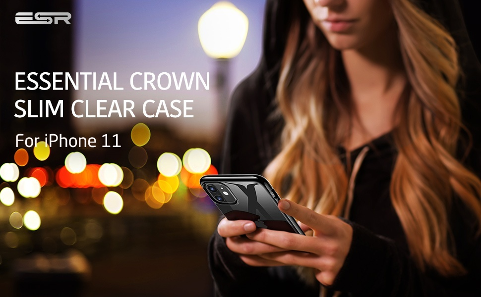 Pouzdro ESR Essential Crown na Apple iPhone 11