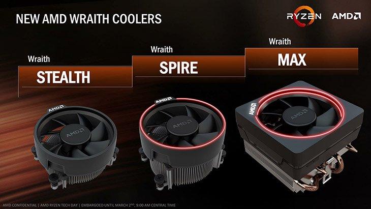 Wraith Stealth cooler