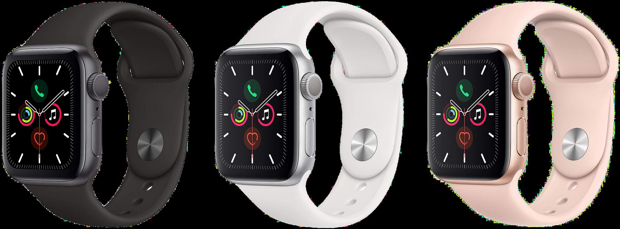Nové chytré hodinky Apple Watch Series 5 44mm/40mm