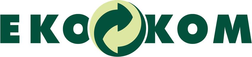 EKO-KOM logo autorizované obalové společnosti