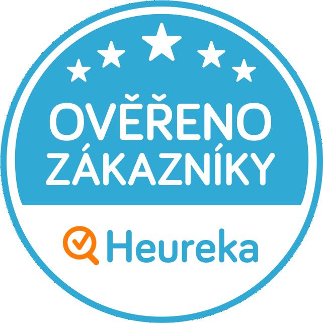 Logo Heuréka.cz - Ověřeno zákazníky