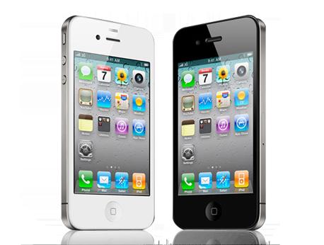 Mobilní telefon Apple iPhone 4s 4