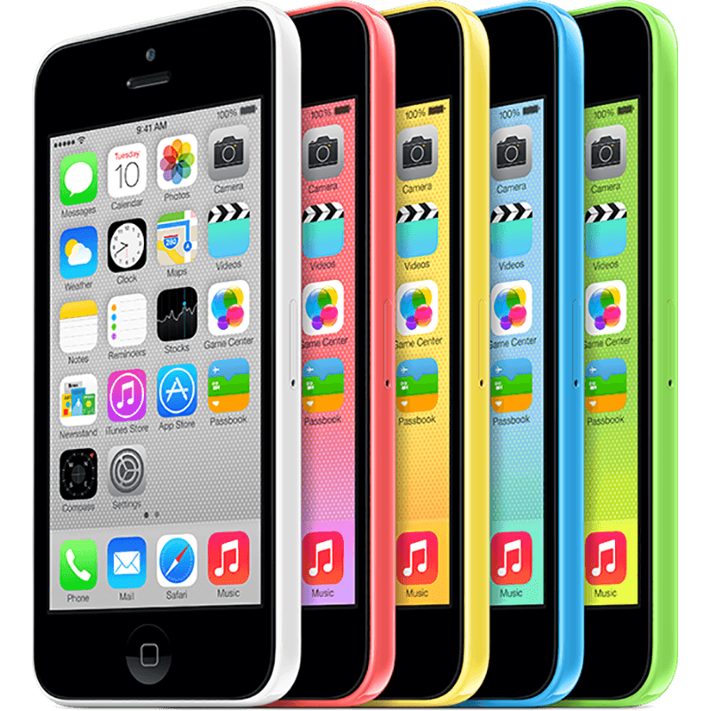 Mobilní telefon Apple iPhone 5c