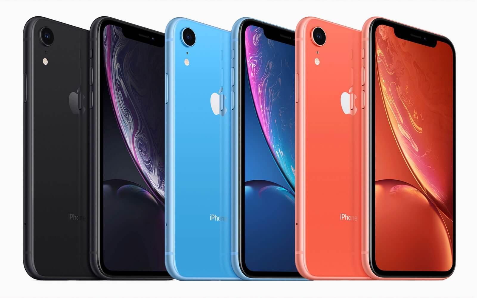 Mobilní telefon Apple iPhone XR