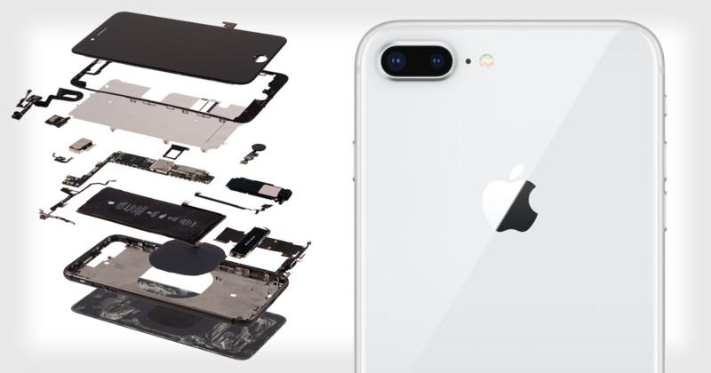 Náhradní díly pro mobilní telefony Apple iPhone: Baterie, displeje a další součástky