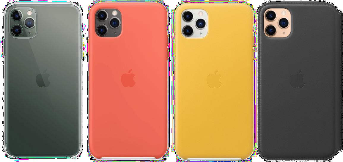 Obaly, kryty a pouzdra Apple pro mobilní telefon iPhone 11