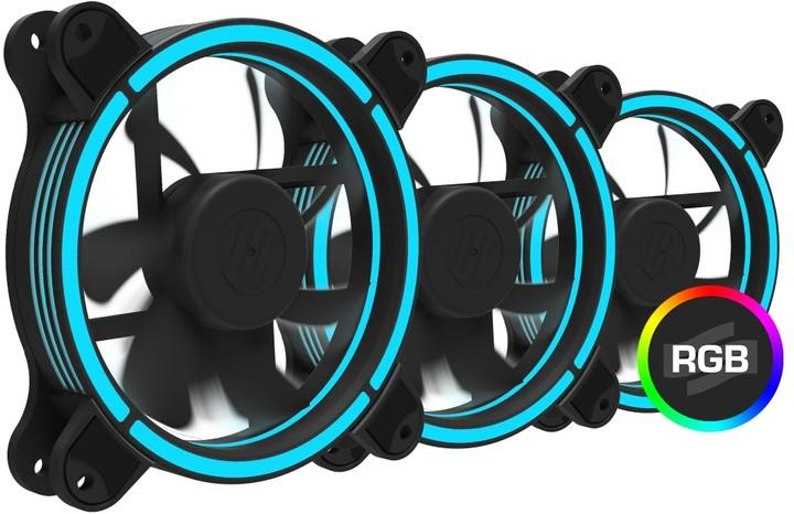 Ventilátory Silentium PC