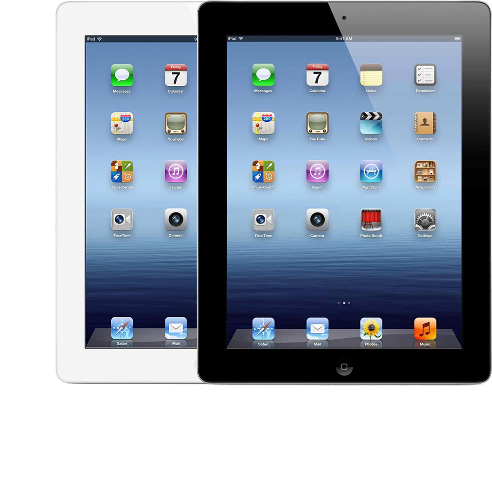 Tablet Apple iPad 2, iPad 3 a iPad 4