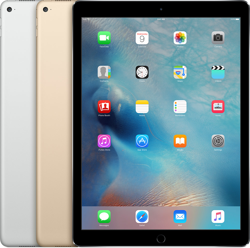 Tablet Apple iPad Pro 12.9 2015 a 2017