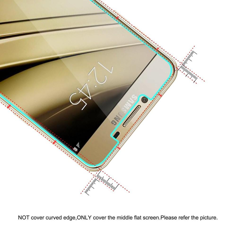 Ochranné tvrzené sklo pro Samsung Galaxy C7