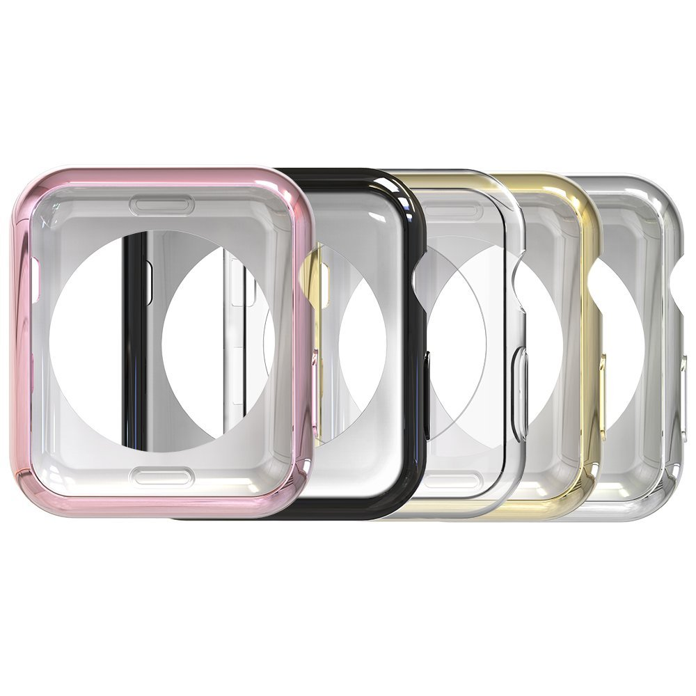 Silikonový kryt RING na Apple Watch 38mmSeries 1, 2, 3