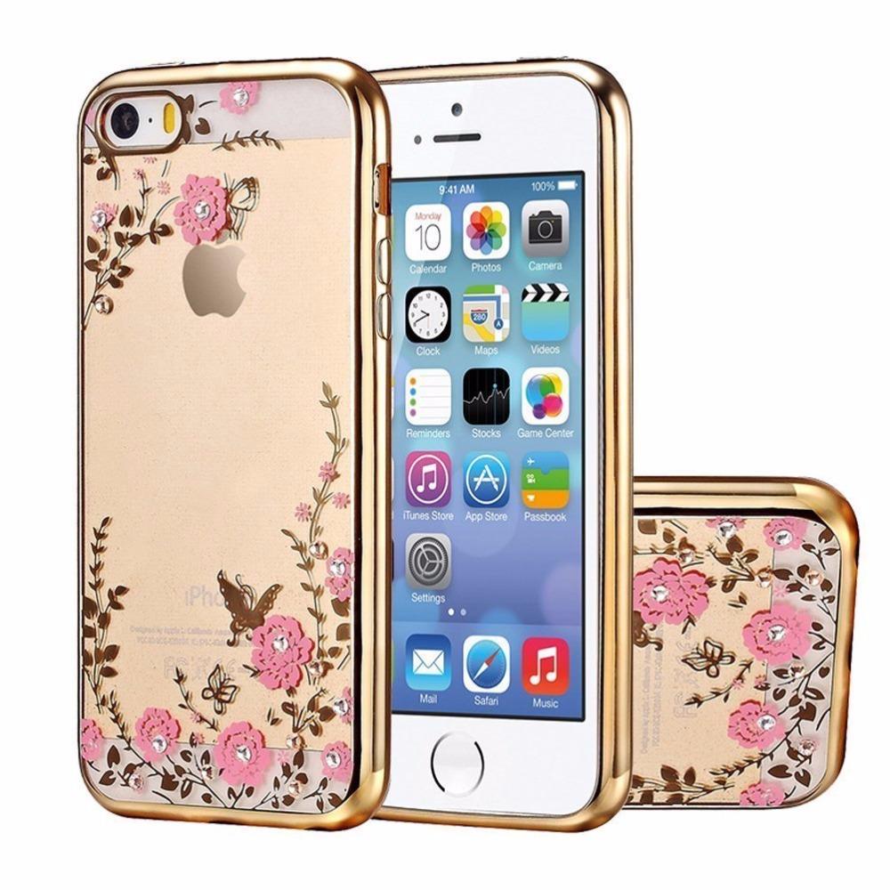 Obal / kryt Flower Garden pro iPhone 6s Plus / 6 Plus