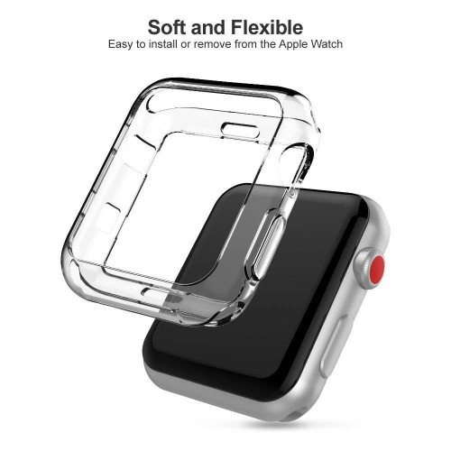 Ochranný kryt Ultra Slim na Apple Watch 38mm Series 1/2/3