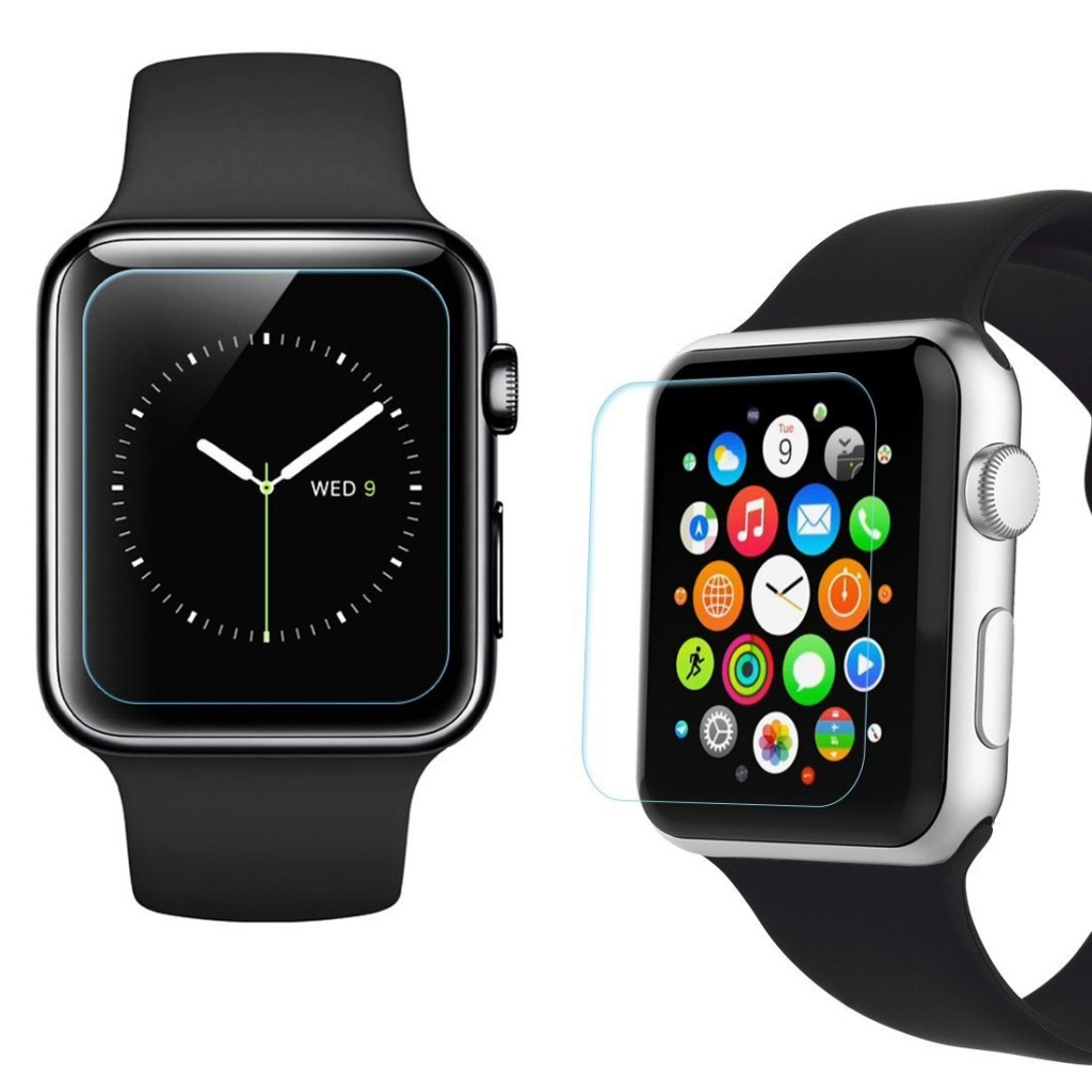 Tvrzené sklo 9H+ na Apple Watch / Series 1, 2 (42mm)