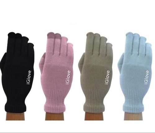 Chytré dotykové rukavice na displej iGlove (pánské / dámské)