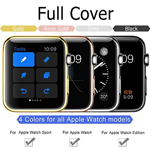 Kryt FullProtection 2v1 pro Apple Watch 42mm Series 1, 2, 3