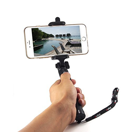 Teleskopická selfie tyč Locust s Bluetooth 80cm