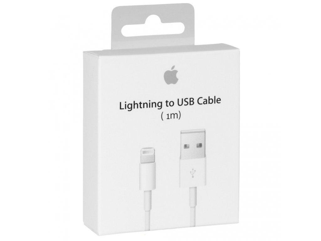 Originální USB kabel MD818ZM/A s konektorem Lightning (1m)