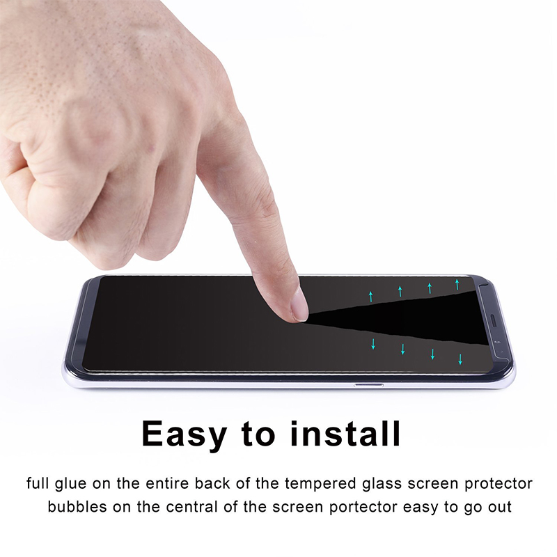Prémiové ochranné sklo 5D Magic Glass Full Glue na Galaxy A7 2017