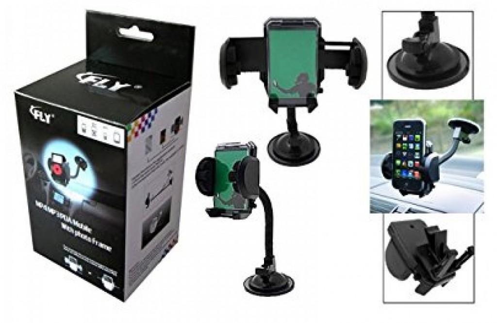 Univerzální držák mobilu iFLY 3v1 do auta