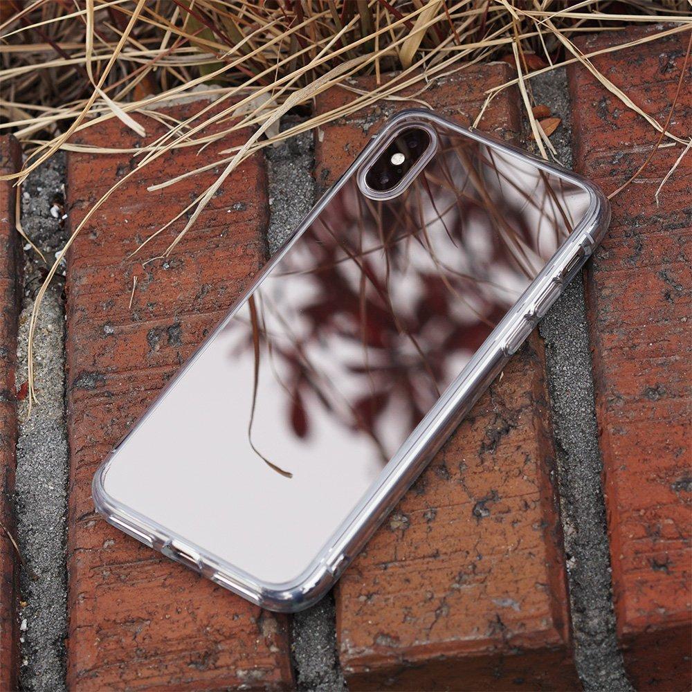 Zrcadlový obal / kryt My Mirror pro iPhone X