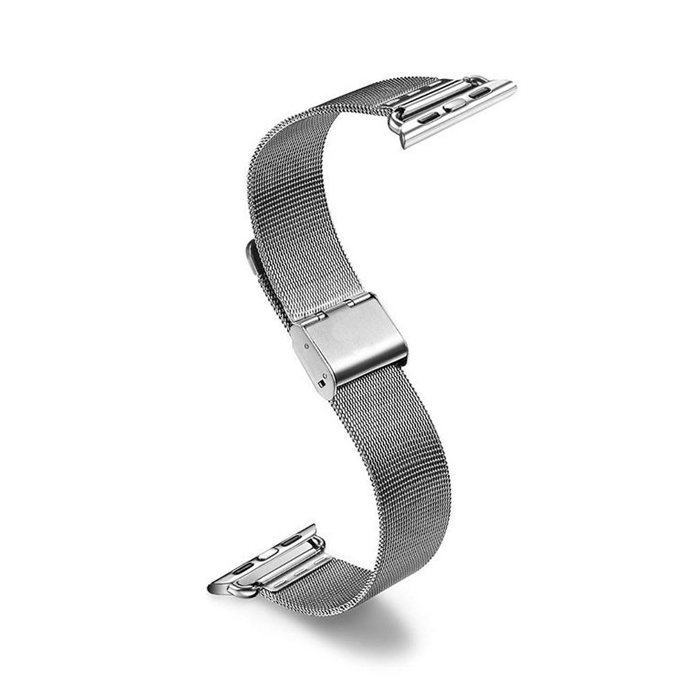 Řemínek MILANESE CLASSIC pro Apple Watch 38mm Series 1, 2, 3