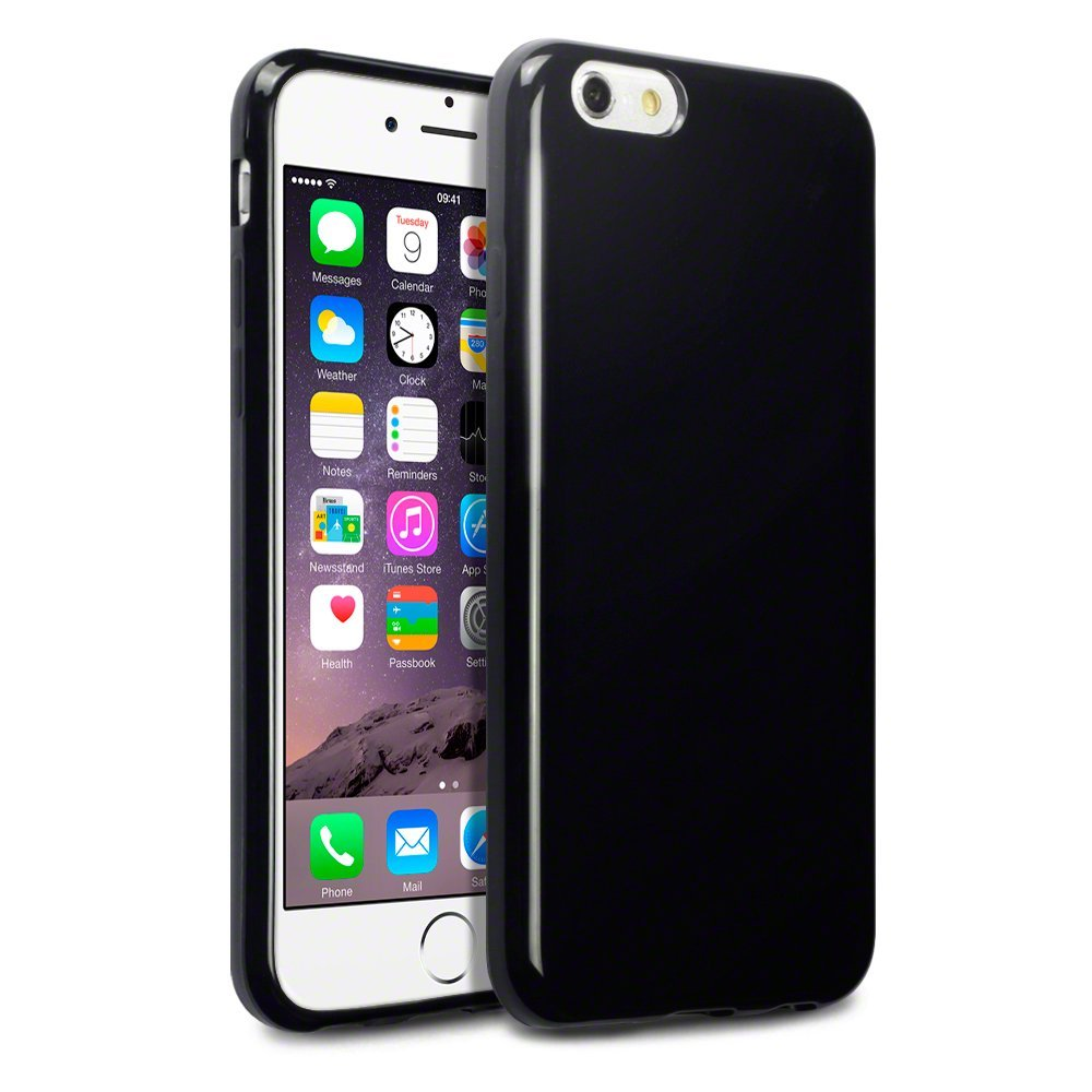 Kryt Jet Black pro Apple iPhone SE / 5s / 5