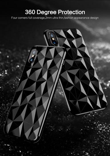 Silikonový kryt PRISM pro Apple iPhone X