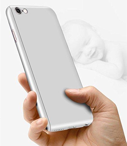 Kryt Defender 360° + Tvrzené sklo na displej Apple iPhone 6s/6
