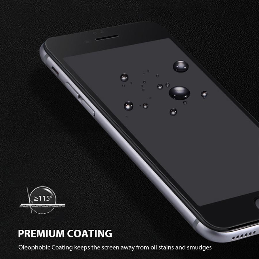 Tvrzené sklo FullCover na iPhone 6s Plus / 6 Plus